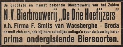 Advertentie Het Bier (1926)
