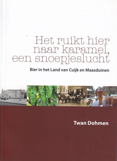 Twan Dohmen - Het ruikt hier naar karamel, een snoepjeslucht (2009)