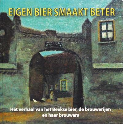 """Nieuw boek van De Roos """"Eigen Bier Smaakt Beter"""""""