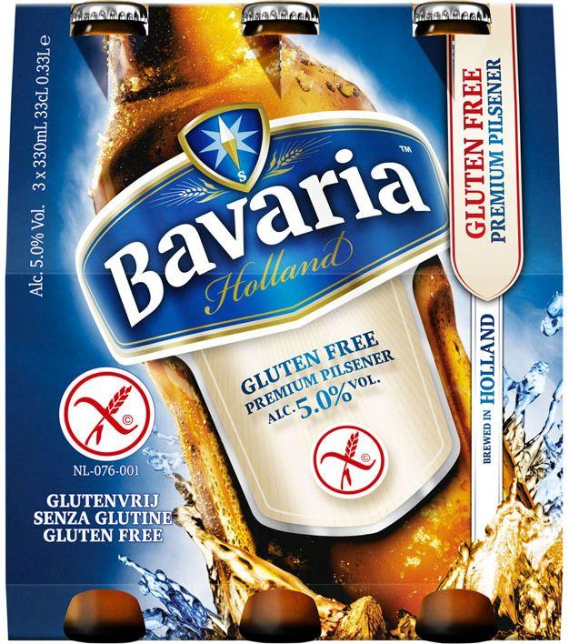 Bavaria Premium Pilsener Glutenvrij