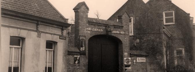 Poort Brouwerij De Roos